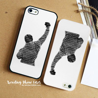 How Hard You Get Hit Rocky Balboa iPhone Case Cover for iPhone 6 6 Plus 5s 5 5c 4s 4 Case