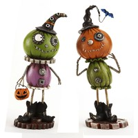 Steampunk Pumpkin Robots - Set of Two :: VampireFreaks Store :: Gothic Clothing, Cyber-goth, punk, metal, alternative, rave, freak fashions