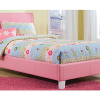 Fantasia Pink Full Bed