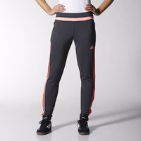 adidas Women's Tiro 15 Training Pants - Grey | adidas Canada
