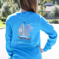 Southern darlin' - Long Sleeve Boat