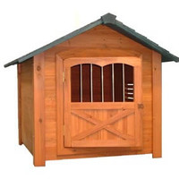 Stable Dog House