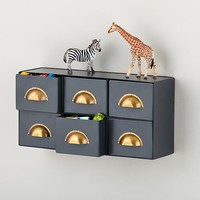 Little Study Drawers in Desk Accessories | The Land of Nod
