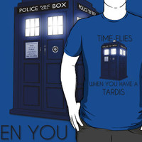 Time flies, Tardis