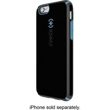 Speck - CandyShell + Faceplate Case for Apple® iPhone® 6 - Black