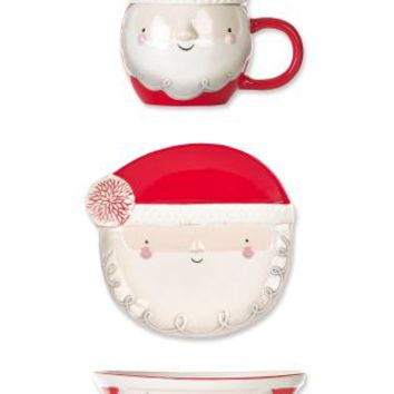 Buy 3 Piece Santa Breakfast Set from the Next UK online shop