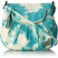 Roxy Stick with Me Cross Body,Baltic Blue,One Size