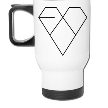 EXO XOXO ERA HEART - Travel Mug