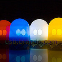 All about USB | USB 3.0, USB Gaming, USB Lifestyle | Brando Workshop : USB Light-Sensitive Ghost Lamp