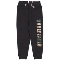 Undefeated Compact Sweatpants Black