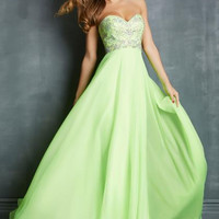 Night Moves 7095 Sale Prom Dress