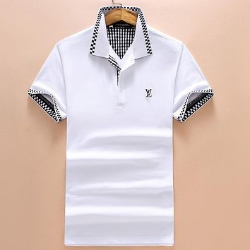 Boys & Men Louis Vuitton T-Shirt Top Tee