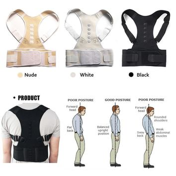 Magnetic Posture Correction