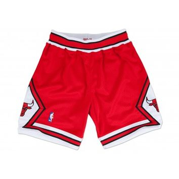 1997-98 Authentic ShortChicago Bulls | Mitchell & Ness