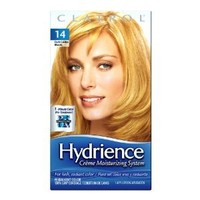 Clairol Hydrience Color, 014 Bamboo (Pack of 3)