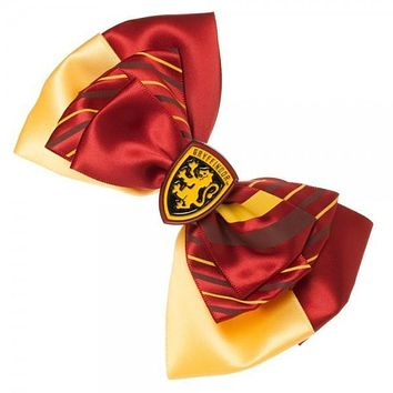 Gryffindor Hair Bow