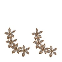 Bee Goddess Apple Seed Diamond Earrings | Harrods