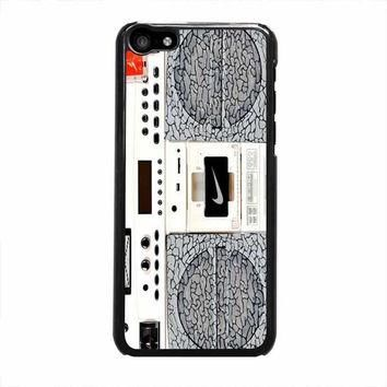 nike air jordan radio boombox iphone 5c 5 5s 4 4s 6 6s plus cases