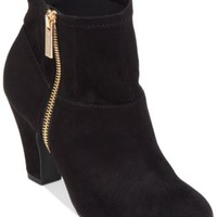 BCBGeneration Datto Suede Booties | macys.com