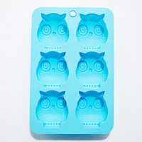 Owl Cupcake Mould - Urban Outfitters