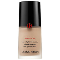 Power Fabric Longwear High Cover Foundation SPF 25 - Giorgio Armani Beauty | Sephora