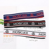 Moncler Fashion Women Men Headband