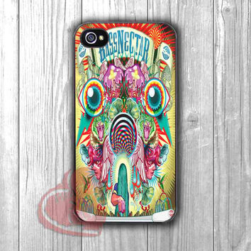Bassnectar Tour - Fzi for iPhone 6S case, iPhone 5s case, iPhone 6 case, iPhone 4S, Samsung S6 Edge