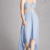 Haute Rogue High-Low Cami Dress