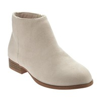 Old Navy Girls Sueded Ankle Boots