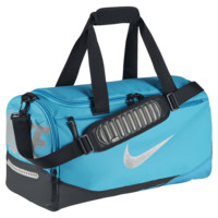 Nike Vapor Max Air (Small) Duffel Bag (Blue)