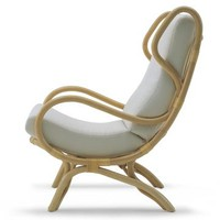 Bonacina Pierantonio Continuum Armchair, Modern Armchairs | Contemporary Arm Chairs | SwitchModern