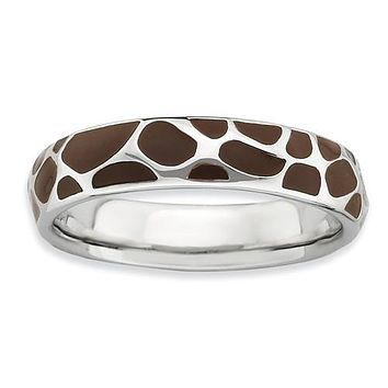 925 Sterling Silver Animal Theme Rings