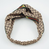 GUCCI Bee Women Accessory Headwrap Headband Wide Hair Bands