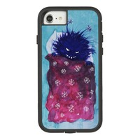 Sleepy Evil Bug Loves To Relax Case-Mate Tough Extreme iPhone 8/7 Case