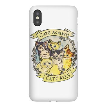 cats against cat calls iPhoneX