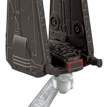 Hot Wheels Star Wars Kylo Ren's Command Shuttle Die-Cast Vehicle