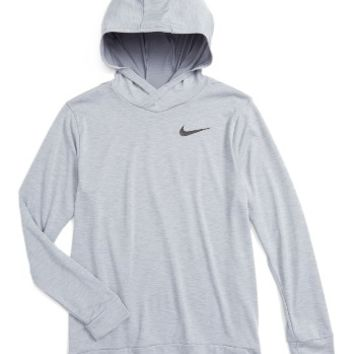 Nike Dri-FIT Training Hooded T-Shirt (Little Boys & Big Boys) | Nordstrom
