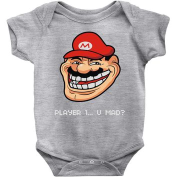 player 1 (2) Baby Onesuit