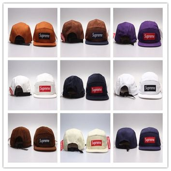 Supreme Adjustable Baseball Cap [103855980556]