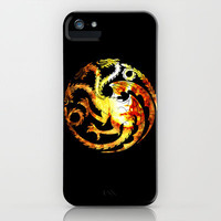 Bride of Fire iPhone & iPod Case by D77 The DigArtisT