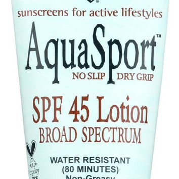 All Terrain Aquasport Lotion - Spf 45 - 3 Oz