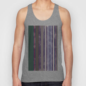 PATTERN LINES Unisex Tank Top by IN LIMBO ART   Society6