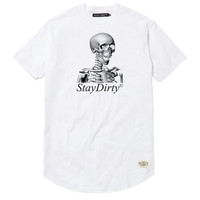 Anatomy Tee (White)