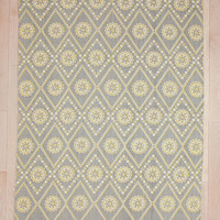 Plum & Bow Two-Tone Eyelet Rug