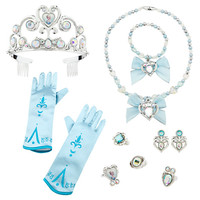 Elsa Costume Accessory Set - Frozen
