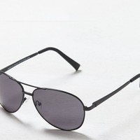 AEO 's Aviator Sunglasses (Black)