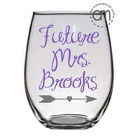 Future Mrs. Gift, Wedding Gift, Bride to Be Gift, Bridal Shower Gift