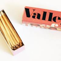 Lipstick Size Book-Covered Matchbox - Valley of the Dolls - Jacqueline Susann