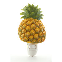 Pineapple Night Light, Ibis & Orchid Nightlights, NIB, 50029