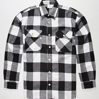 ROTHCO Heavyweight Mens Flannel Shirt | Flannels